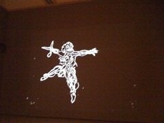 William Kentridge's Image from SFMOMA Exhibit